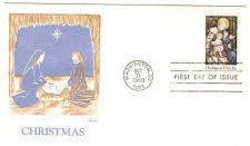 Buy DC Washington First Day Cover / Commemorative Cover Christmas 1980~16