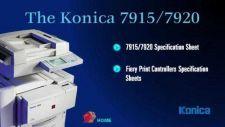 Buy Konica SPECSCRN Service Schematics by download #135741