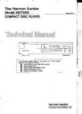 Buy HARMAN KARDON BETA 50 TS Service Manual by download #142144