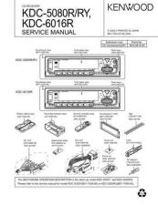 Buy KENWOOD KDC-5018 AD3 Technical Info by download #151872