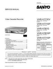 Buy Sanyo SM5310268-00 1C Manual by download #176399