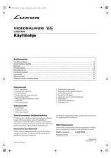 Buy Funai LUX214VR HG410ED(FI) 0414 Manual by download #162777