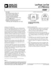 Buy INTEGRATED CIRCUIT DATA AD680J Manual by download Mauritron #186305