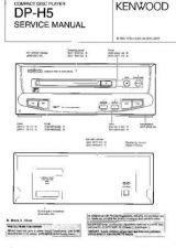 Buy KENWOOD DPH5 Service Manual by download #151808