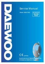 Buy Daewoo DSB-F182L (E) Service Manual by download #154734