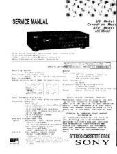 Buy MODEL SONY TCR303 Service Information by download #124560