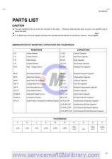 Buy Sharp AV-N29101 PAR Manual by download #179743
