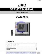 Buy Sharp AV-20FD24 Manual by download #179655