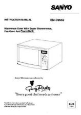 Buy Sanyo EM-C1800M Manual by download #174252