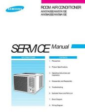 Buy Samsung AW07A0SE CAF41915101 Manual by download #163701