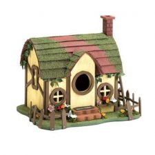 Buy Mossy Roof Cottage Birdhouse