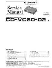 Buy PIONEER C2163 Service Data by download #152493