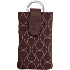 Buy Iluv Iphone 5 Parasol Smart Cover Up (brown)