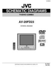 Buy JVC 52014SCH Service Schematics by download #122195