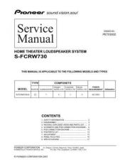 Buy PIONEER PET03002 Service Data by download #149287