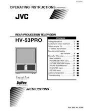 Buy JVC 51958IEN Service Schematics by download #122073