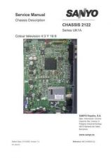 Buy Sanyo CE15LC4-B SM Tec Manual by download #171459