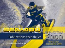 Buy SEADOO BIENVENU Service Manual by download #157571