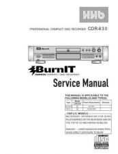 Buy PIONEER R2408M Service Data by download #149605