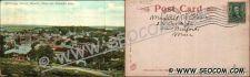 Buy CT Norwich Postcard Birds'Eye View Of Norwich & Shetucket River ct_box4~2325