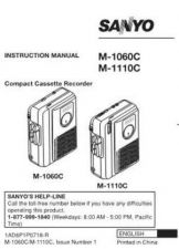 Buy Sanyo LNS-S02(OM5110096-00 11) Manual by download #174559
