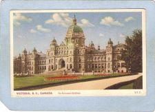 Buy CAN Victoria Postcard Parliament Buildings can_box1~226