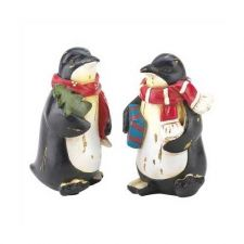 Buy Holiday Penguin Figurines