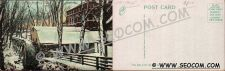 Buy CT New London Postcard Old Town Mill Built 1650 ct_box4~1945