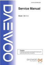 Buy Daewoo OSDGK23001 2 Manual by download #168686