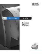 Buy Hewlett Packard LaserJet 201100A 20 20 Service Manual by download #155258