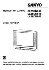 Buy Sanyo CE25DN6-B Manual by download #173032