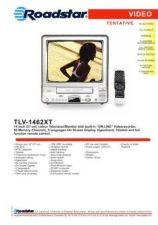 Buy ROADSTAR TLV-1462XT by download #128500