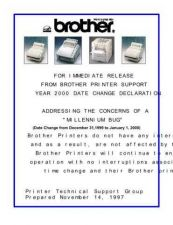 Buy Brother 2000BUG Service Schematics by download #134727