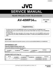 Buy JVC 51914E Service Schematics by download #121990