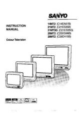 Buy Sanyo 21MT2G Manual by download #172620