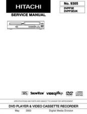 Buy HITACHI No 9305E Service Data by download #151116