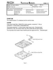 Buy Ricoh R AD330 Service Manual by download #154203