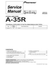 Buy PIONEER R2292 Service Data by download #149545