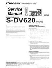 Buy PIONEER R2666 Service Data by download #149716