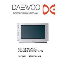 Buy Deewoo 8210FWMS (E) Operating guide by download #167475