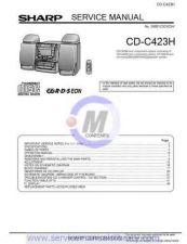 Buy Sharp CDC550H-560H-CPC550 SM GB-DE-FR(1) Manual by download #179930
