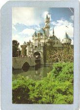 Buy CA Anaheim Amusement Park Postcard Disneyland Gateway To The Land Of Fanta~245