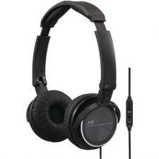 Buy JVC On-ear Headband Headphones With Remote & Microphone (black)