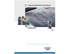 Buy MINOLTA Konica minolta qms magicolor 2200 partmanual by download #138165