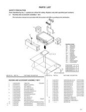 Buy JVC 82927PAR Service Schematics by download #122874
