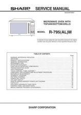 Buy R795 AL M SERVICE MANUAL CO Service Data by download #133314