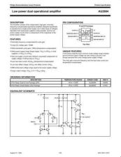 Buy SEMICONDUCTOR DATA AU2904J Manual by download Mauritron #187120