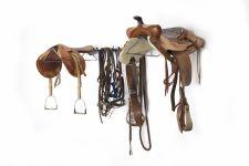 Buy Double Saddle Rack