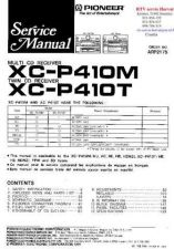 Buy PIONEER XCP410M XCP410T by download #127629