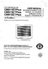 Buy Sanyo CM813ETPLUS FR Manual by download #173634